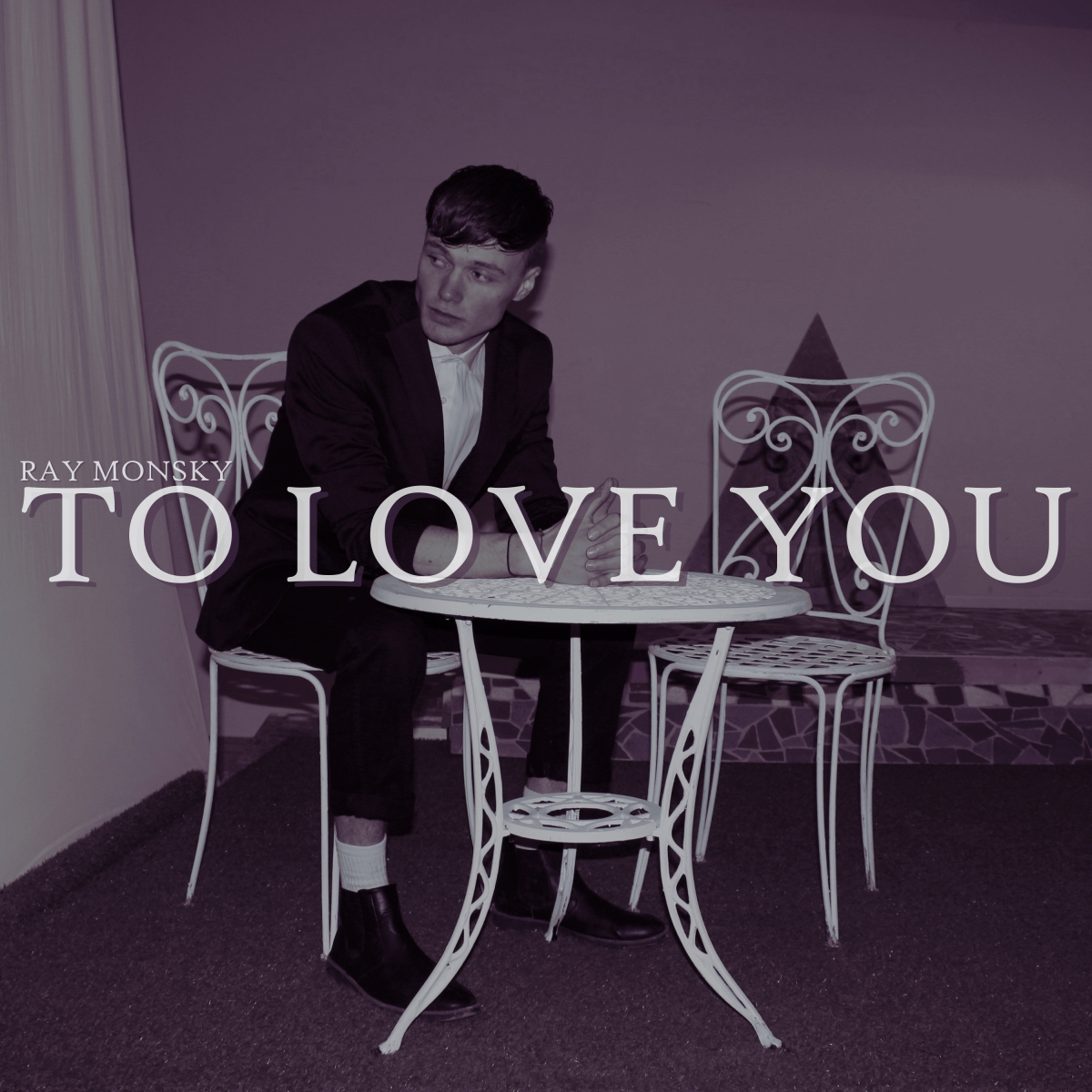 Ray Monsky - To Love You EP [First Listen]
